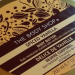 Body Shop Spiced Vanilla Body Butter Review