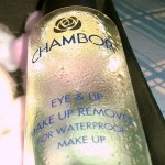 Chambor Eye & Lip Makeup Remover Review