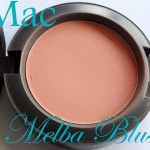MAC Peaches Blush   Holy Grail Product 1