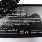Nyx Smokey Eye Palette Review, Swatches