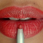 Colorbar Lip Liner in True Red : Review & Swatch