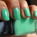 Illamasqua Nomad Nail Polish Swatches, Review