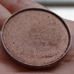 Mac Bronze Eyeshadow Swatch, Review