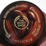 The Body Shop Chocomania Lip Butter Review