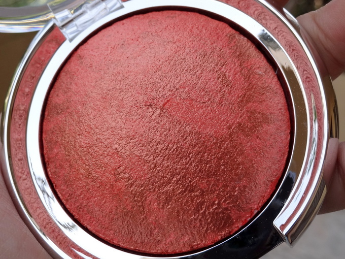 Colorbar Shimmer Magic Baked Blush /Eyeshadow/ Bronzer Review