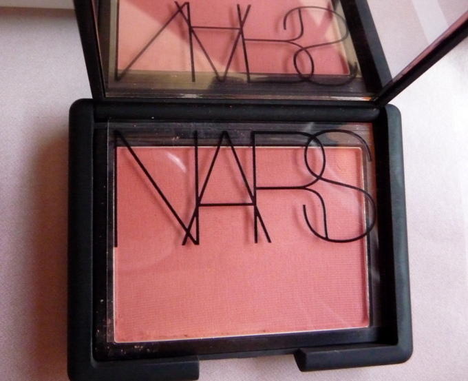 Nars Powder Blush in Gilda : Review & Swatches