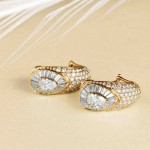 Jewelled Accessories for Brides to Be : Earrings from Zoya's Summer Collection & DKNY Time Pieces