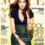 Chitrangada Singh for Vogue – May 2012