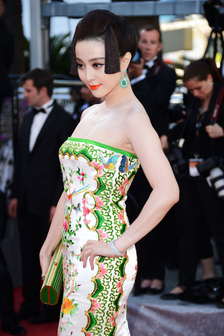 Fan Bing Bing for L'Oreal Paris 16th may.