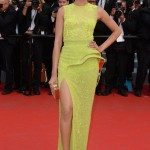 Cannes 2012 Red Carpet Day 2 : Courtesy L'oreal