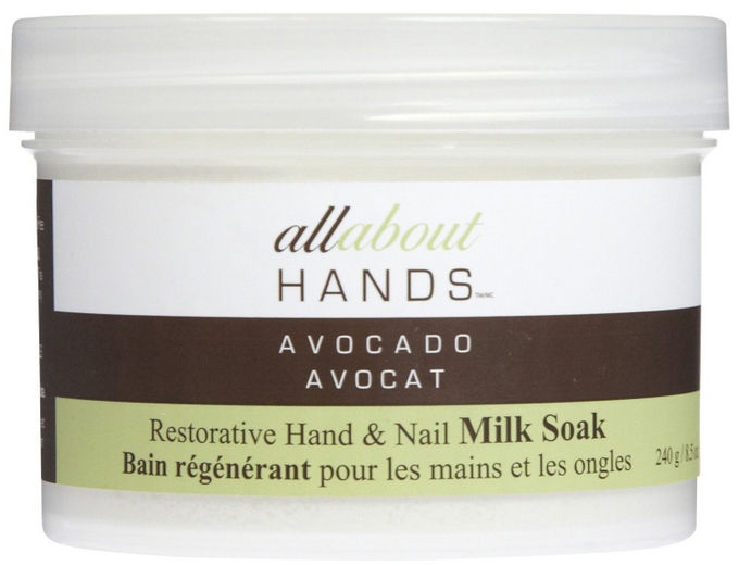 Naturally Upper Canada All About Hands & Nail soak