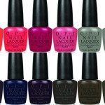 OPI Touring America Collection Launched in India