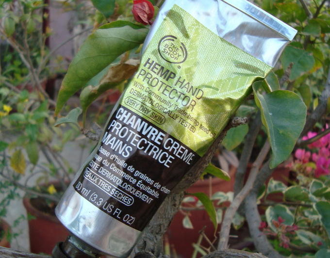The Body Shop Peppermint Intensive Foot Rescue Review