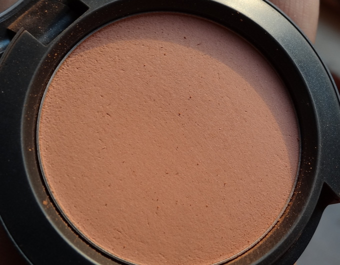 Mac Gingerly Blush : Swatches and Review