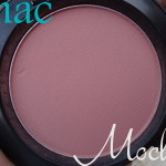 Mac Mocha Blush Swatches & Review