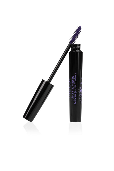 Inglot Launches New Color Play Mascara!