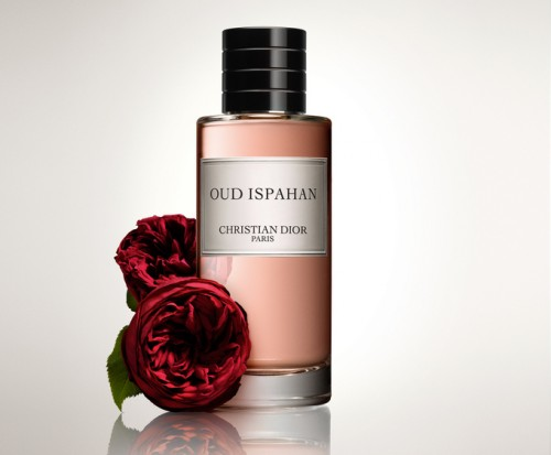 Dior Launches Oud Ispahan : A New Fragrance Inspired by the Orient !
