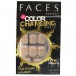 Faces Canada Launches Color Changing Nails