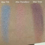 Mac Eyeshadow Swatches – Part 2