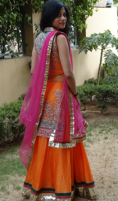 Cheap Designer Lehenga Choli Wallpaper Photos Pictures Pics Images 2013