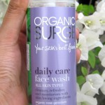 Organic Surge Daily Care Face Wash Review