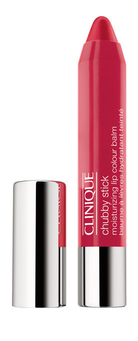 Clinique Chubby Sticks Moisturizing Lip Color Balm Now in Stores