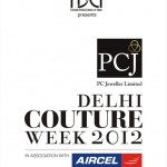FDCI Delhi Couture Week 2012 Announcement