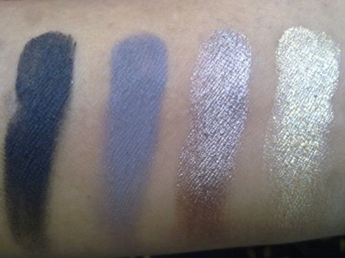 Maybelline Color Tattoo 24 Hour Eyeshadow Swatches