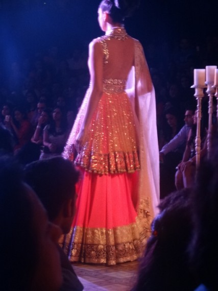 Manish Malhotra Show at DCW 2012: More Photos & Celeb Spotting