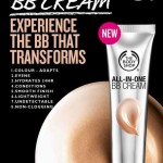 The Body Shop Launches ' All in One'  BB Cream