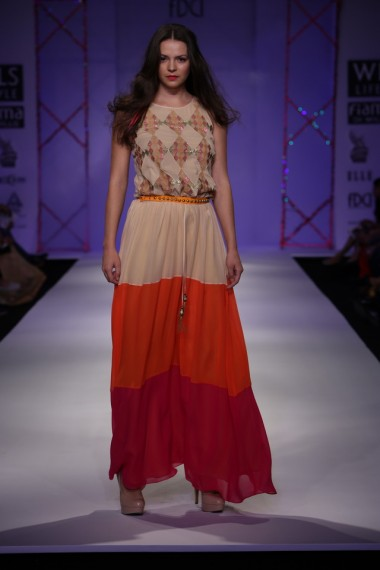 Wills Lifestyle India Fashion Week 2013 Spring Summer : Day 1 Photos
