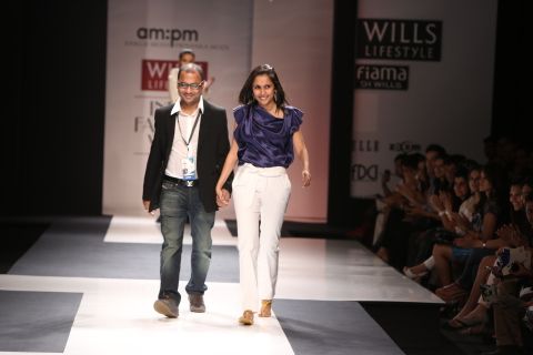 Wills Lifestyle India Fashion Week 2013 Spring Summer Day 2  Photos