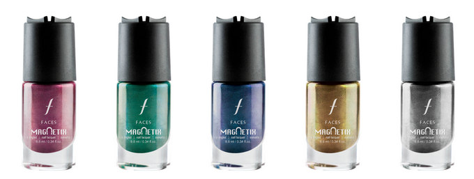 Faces Cosmetics Launches Super Long Wear Kohl & Magnetix Nail Polishes!