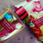 Bath & Body Works Japanese Cherry Blossom Triple Moisture Body Cream & Body Mist