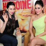 Kareena Kapoor at a Heroine Promo Event