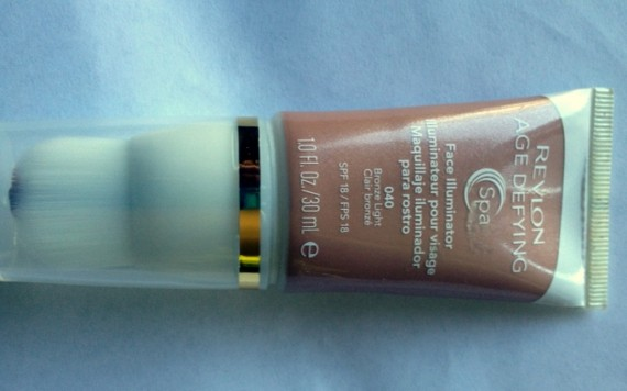 Revlon Age Defying Spa Face Illuminator Review