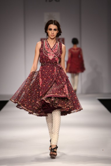 Wills Lifestyle India Fashion Week 2013 Spring Summer: Day 4 and 5