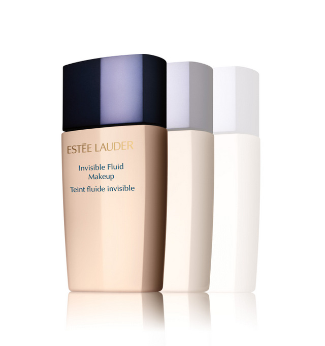 Estee Lauder Introduces Invisible Fluid Makeup