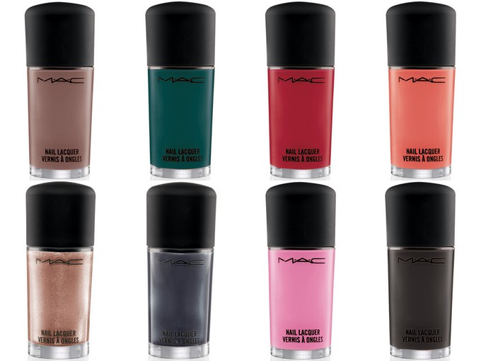 Mac Launches Nail Lacquer Collection