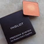 Mac Expensive Pink Eyeshadow Dupe: Inglot 407 Pearl