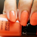 Revlon Scented Nail Enamel Mad About Mango