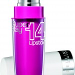 Maybelline New York Launches 14 Hr Super Stay Lipsticks
