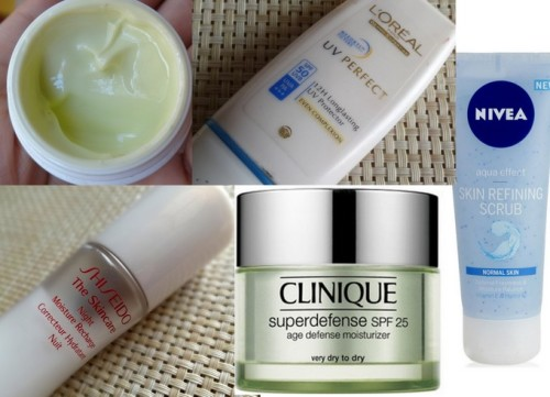 5 Products I Currently Use in My Everyday Skincare Routine