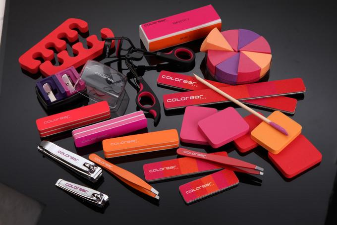 Compiled shot of Colorbar Accessories