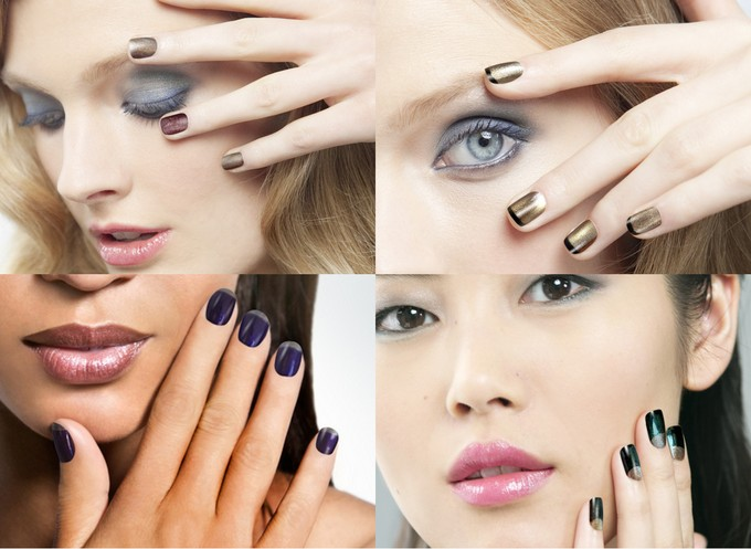 Estee Lauder Launches New Pure Color Nail Lacquer Collections with Nail Art Techniques