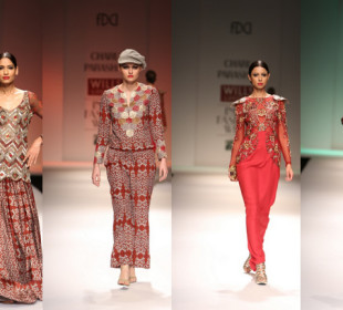 Wills India Fashion Week Autumn Winter Day 5: Manish Arora, Virtues, Charu Parasher & More