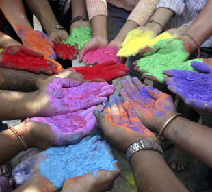 Happy Holi !!!!