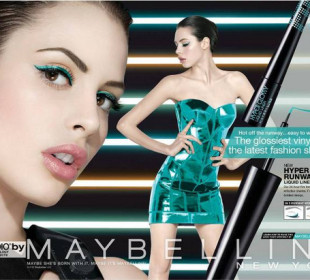 Maybelline New York Presents Hyperglossy Runway Pop Liquid Liner