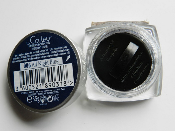 Loreal All Night Blue (1)