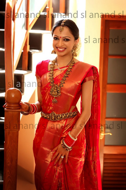 Kancheepuram Saree Tell Us About All Your Event Outfits